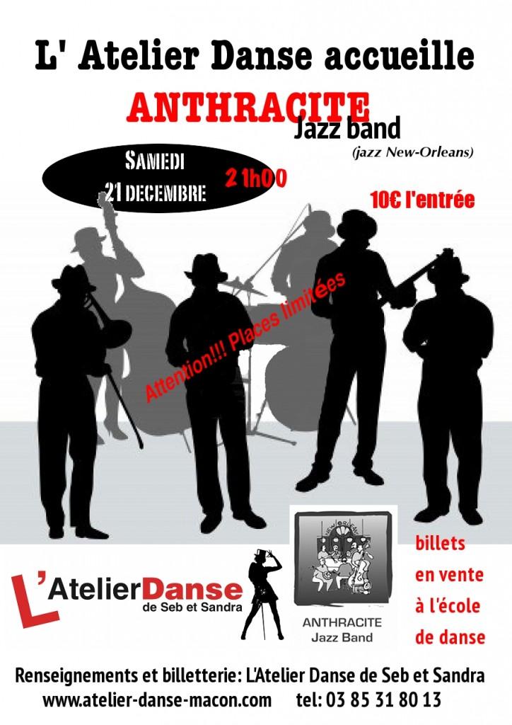 Soirée jazz 2013